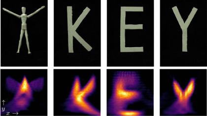 Schlüsselloch-Bilderkennung: Stanford Computational Imaging Lab