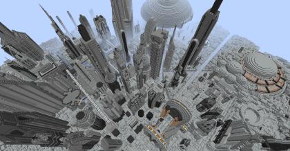 Star Wars in Minecraft