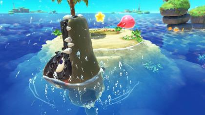 Kirby dan Tanah yang Terlupakan