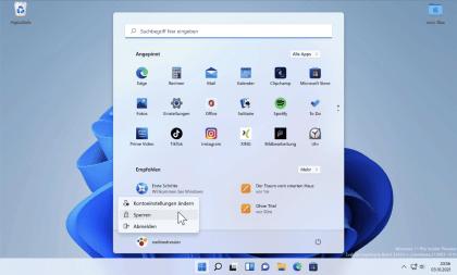 Windows 11 Screenshots Video