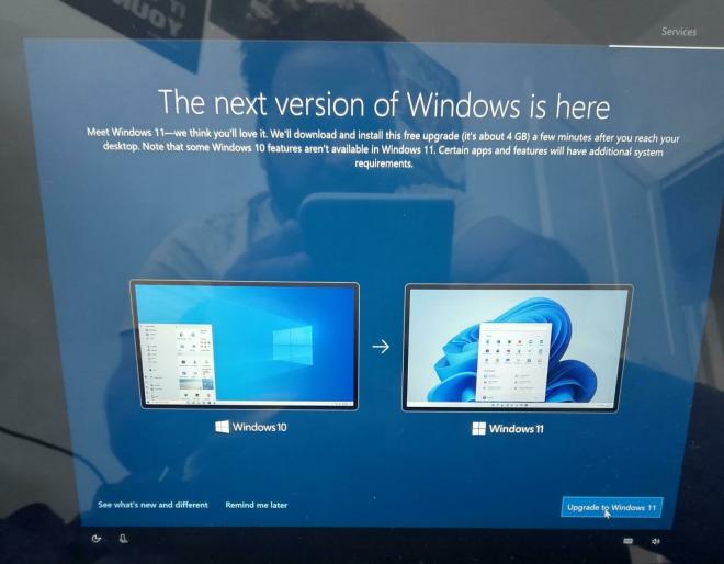 Installationsassistent für Windows 11