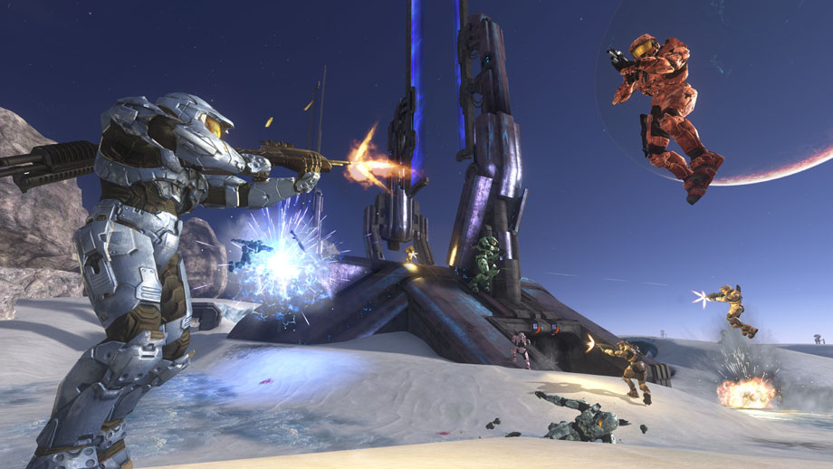 Microsoft Geht Gegen Das Halo Online Fan Projekt Eldewrito Vor