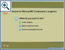 Windows Longhorn Build 4029