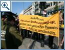 Demonstration gegen Vorratsdatenspeicherung