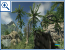 Crysis - DirectX 9 vs. DirectX 10