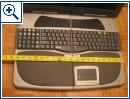 Faltbarer Laptop