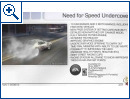 Need for Speed Undercover E3 Flyer