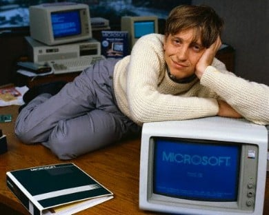 "Bill Gates arbeitet für Microsoft an mysteriösem ""Personal Agent"""
