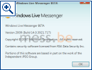 Windows Live Messenger 9 Wave 3 Milestone 1