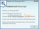 Windows Live Messenger 9 Wave 3 Milestone 1