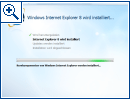 Windows Internet Explorer 8 Beta 2 Deutsch