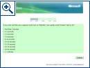 Microsoft Instant On-Umfrage