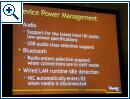 WinHEC 2008: Windows 7 Power Management