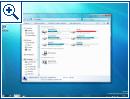 Windows 7 Build 6.1.7000 Beta 1 (Englisch)