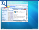 Windows 7 Build 6.1.7000 Beta 1 (Englisch)