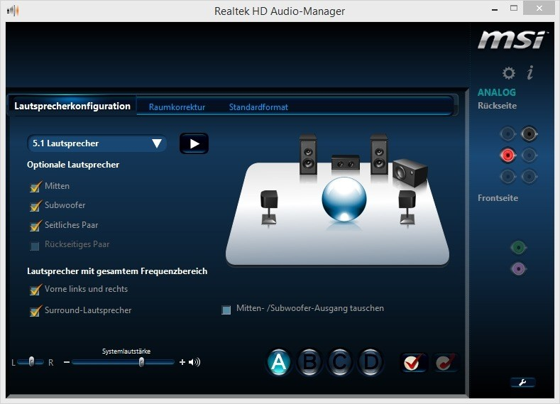 realtek hd audio manager download for windows 7 ultimate free
