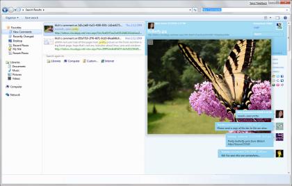 Microsoft Research Social Desktop