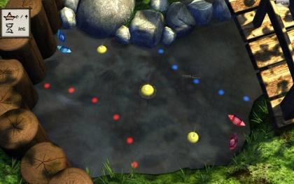 Microsoft Garden Pond