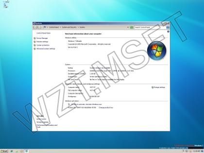 Windows 7 SP1 Build 7.1.7138