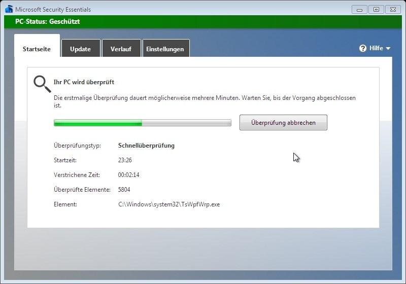 Download Microsoft Security Essentials 32 Bit For Windows 7
