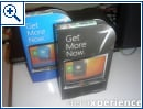 Windows 7 Anytime Upgrade Verpackungen