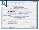 CPU-Z 1.52: Neues Design & Grafikinfos