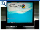 Chrome OS Alpha