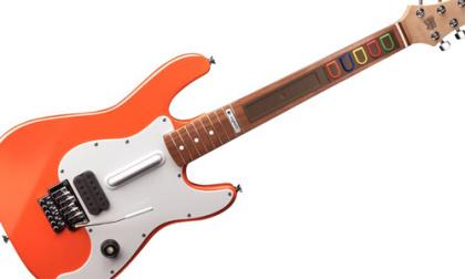 Logitech bringt neue Gitarren für Guitar Hero