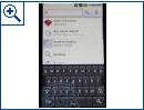 Android 2.0 Vorschau