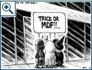 Intel-Cartoons von Nvidia