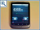 Google Phone - Bild 3
