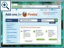 Firefox 4.0 Design-Entwurf