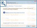 "Windows 7 Service Pack 1 ""Demo"" - Bild 1"