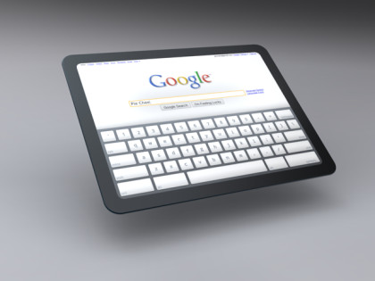 Chrome OS für Tablet-PCs