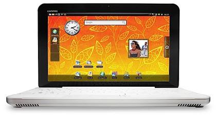 HP stellt Android-Netbook mit 12 Stunden Laufzeit vor