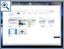 Firefox 4 Home-Tab Design-Entwurf
