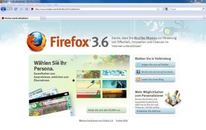 Firefox 3.6.3