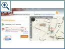 Bing Routenplaner für Fußgänger