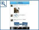 Windows Live Messenger für das iPhone