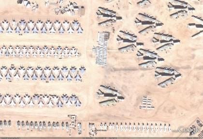 Google neue Satellitenbilder