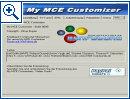 My MCE Customizer Build 0098