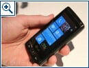 "LG ""Panther"" Windows Phone 7 Smartphone"