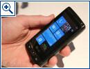"LG ""Panther"" Windows Phone 7 Smartphone - Bild 1"
