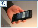 "LG ""Panther"" Windows Phone 7 Smartphone"