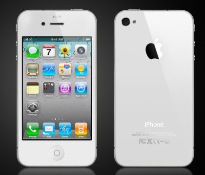 iPhone 4G wei�