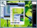 Windows Longhorn Build 4074 Glass