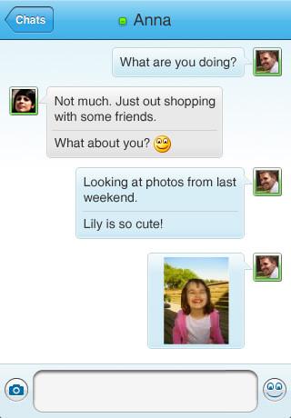Windows Live Messenger jetzt für iPhone und iPad - WinFuture de