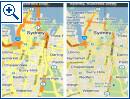 Google Maps Style Update
