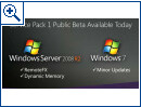 Windows 7 Service Pack 1 Public Beta Ankündigung