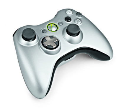 Neuer Xbox 360 Controller